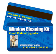 Lifetime Upgrades card